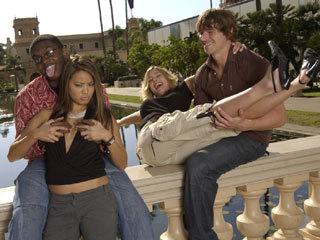 Randy, Robin, Jacquese, Jamie