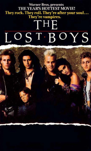 """The Other"" lost Boys poster"