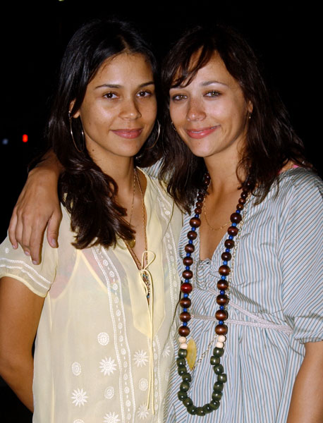 Rashida & Sister Kidada