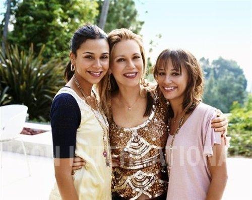 Rashida, Kidada, Peggy