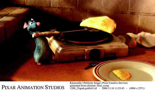 Ratatouille - disney Photo