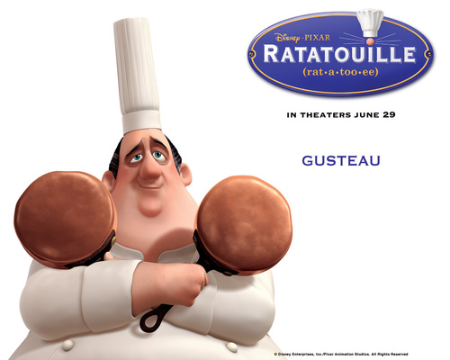 Pixar wallpaper titled Ratatouille