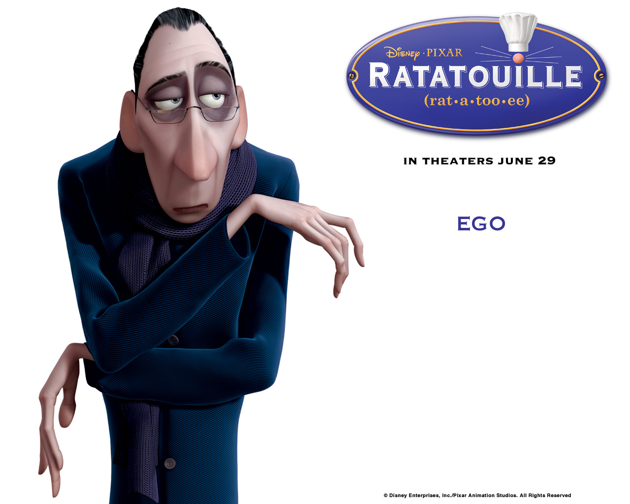 Ratatouille - Pixar Wallpaper (67304) - Fanpop