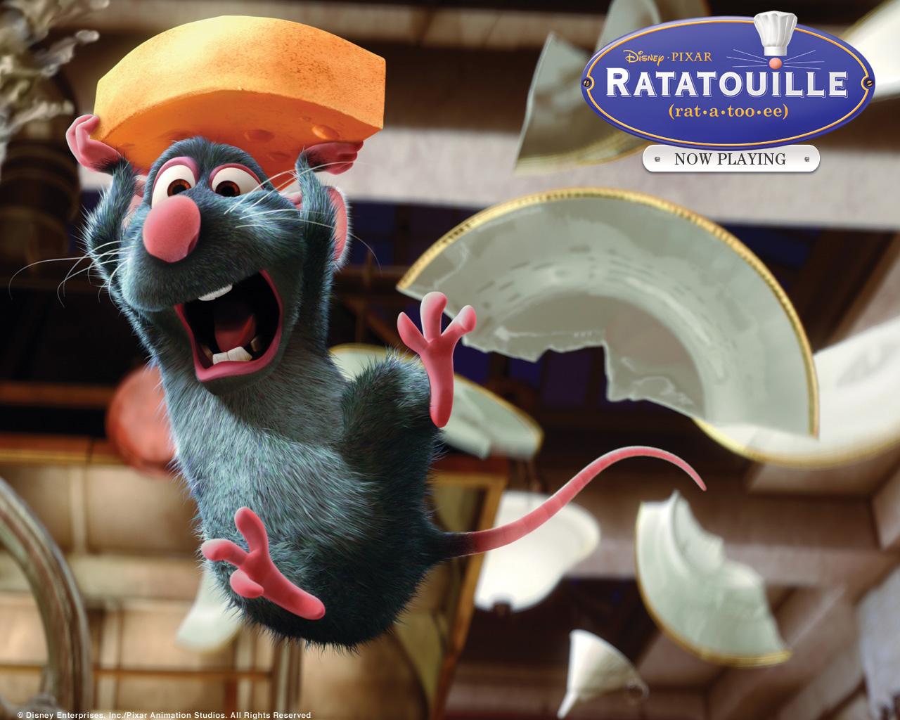 Ratatouille - Pixar Wallpaper (67308) - Fanpop