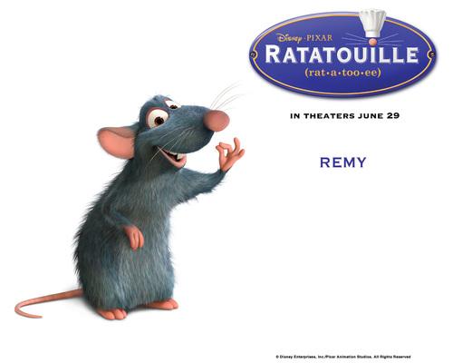 レミーのおいしいレストラン