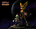 Ratchet  Deadlocked - ratchet-and-clank wallpaper