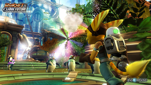 Ratchet and clank : TOD pic