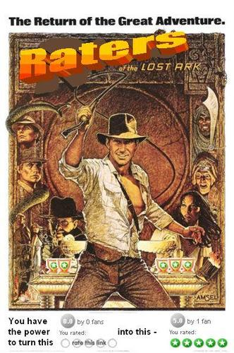 Raters of the lost Ark