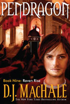 Raven Rise Cover - the-pendragon-adventure Photo