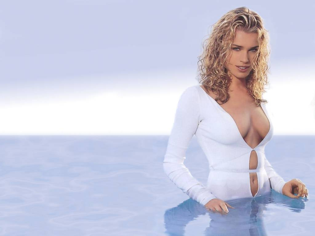 Rebecca Romijn images Rebecca Romijn HD wallpaper and background ...