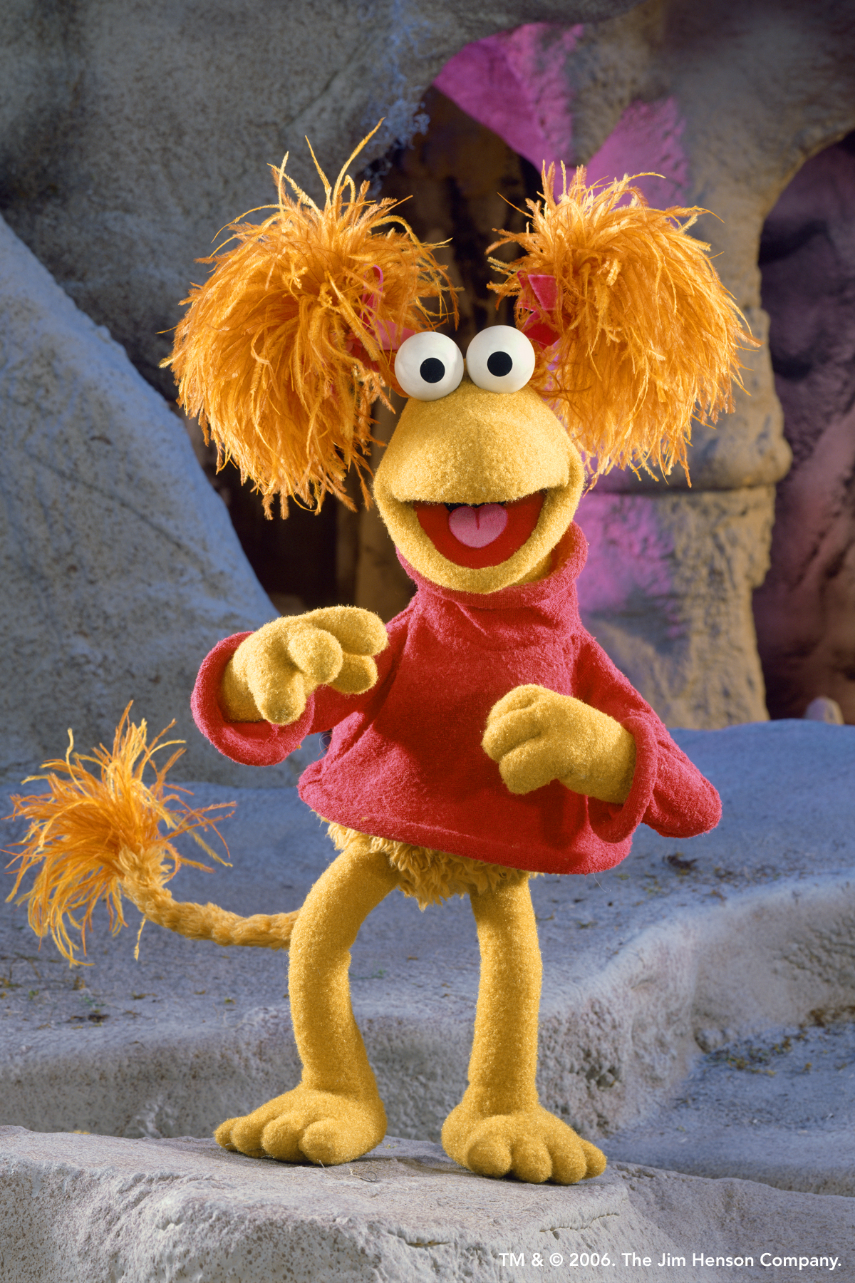 Fraggle Rock images Red Fraggle HD wallpaper and background photos ...