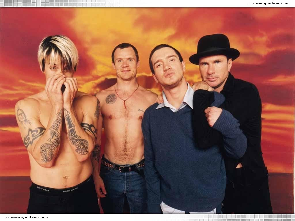 Red Hot Chili Peppers - Picture Gallery