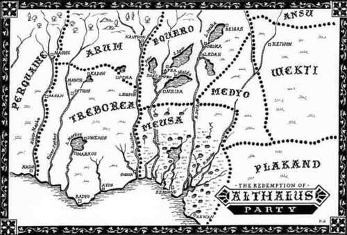 Redemption Of Althalus Maps
