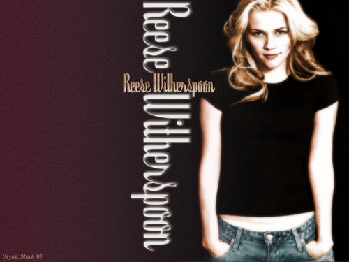 Reese - reese-witherspoon Wallpaper