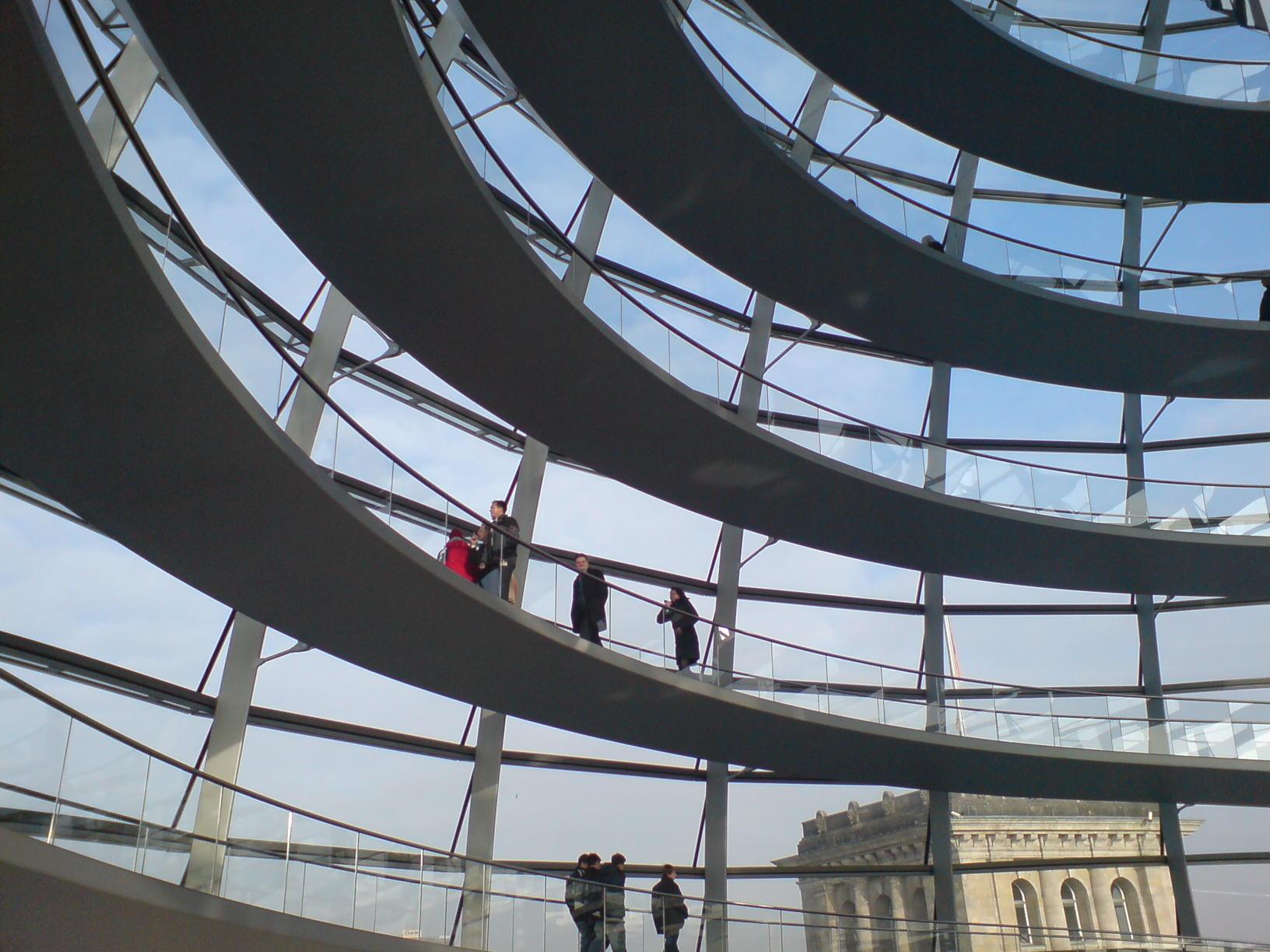 Reichstag Berlin Wallpaper