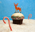 Reindeer - cupcakes photo