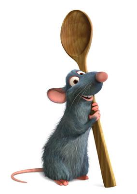 Pixar wolpeyper called Remy