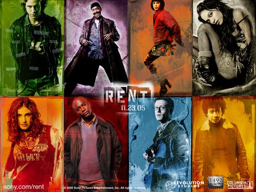 Rent, the Movie