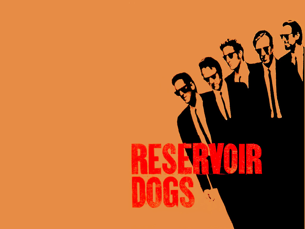 reservoir dogs In reservoir dogs the characters are named after colors (mr white, pink, blue,  brown, etc) was seen for the first time in the taking of pelham.
