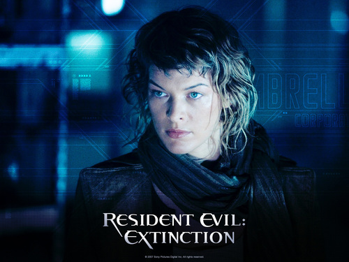 Resident Evil wallpaper called Resident Evil : Extinction