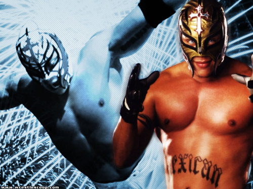 Professional Wrestling wallpaper titled Rey Mysterio