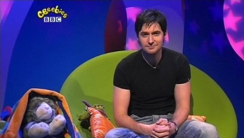 Richard Armitage on CBeebies