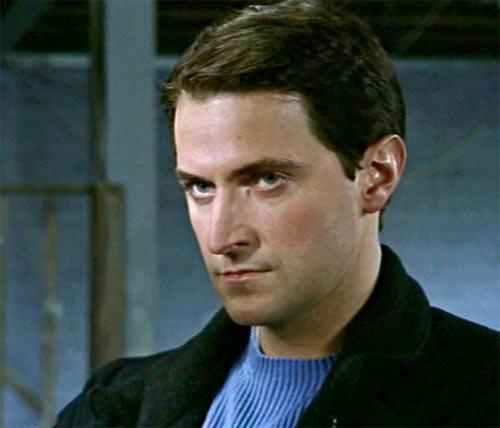 "Richard in ""Ultimate Force"""