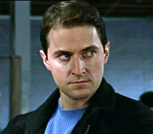 """Richard in """"Ultimate Force"""""""