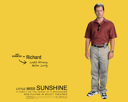 Little Miss Sunshine Hintergrund titled Richard