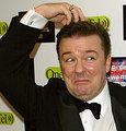 Ricky Gervais aka David Brent - the-office-uk photo
