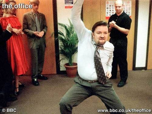 Ricky Gervais wallpaper titled Ricky Gervais as David Brent