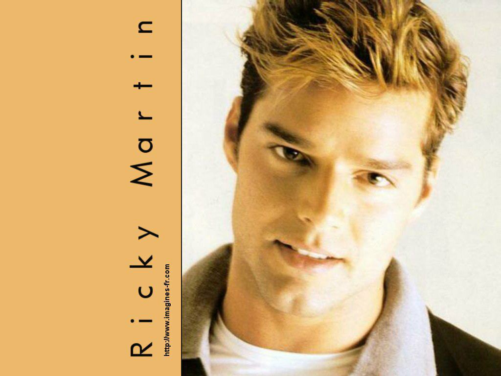 Ricky Martin - Picture Actress