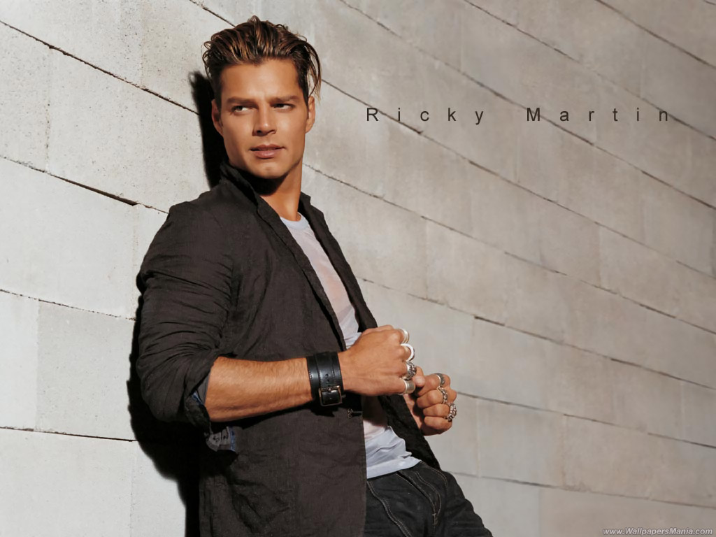 Ricky Martin Images Ricky Martin Hd Wallpaper And Background Photos