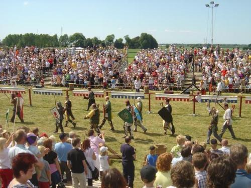 Ridarspelen in Sweden 2006
