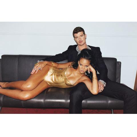 Rihanna&Robin Thicke - robin-thicke Photo