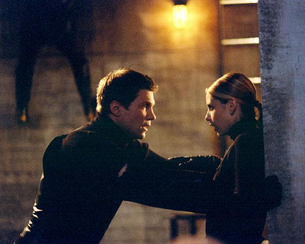 Riley & Buffy