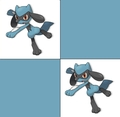 Riolu wallpaper