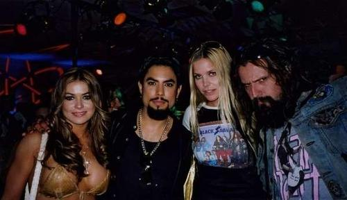 Rob, Sheri, Carmen & Dave