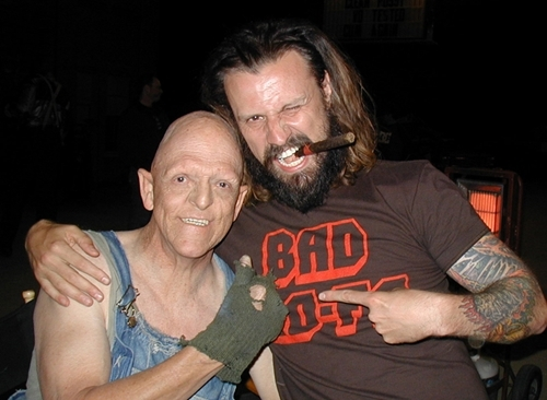 The Set Of The Devils Rejects Rob Zombie Photo 209582
