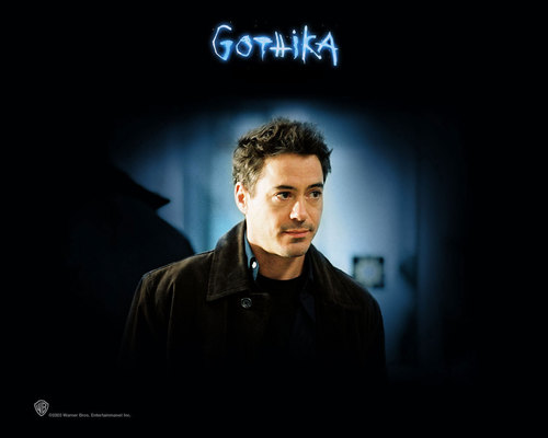 Robert Downey Jr. wallpaper titled Robert in Gothika