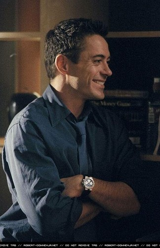 Robert on Ally McBeal - robert-downey-jr Photo