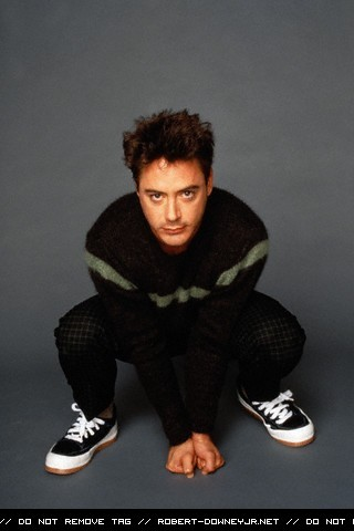 Robert Downey Jr. achtergrond entitled Robert