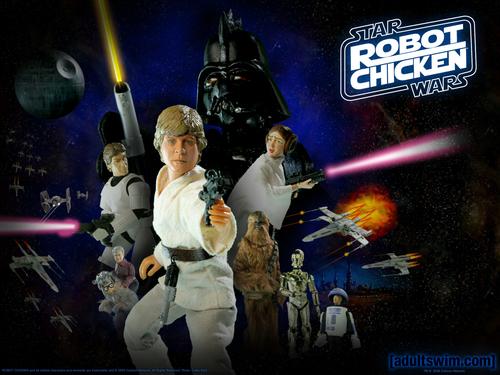 Robot Chicken: star, sterne Wars