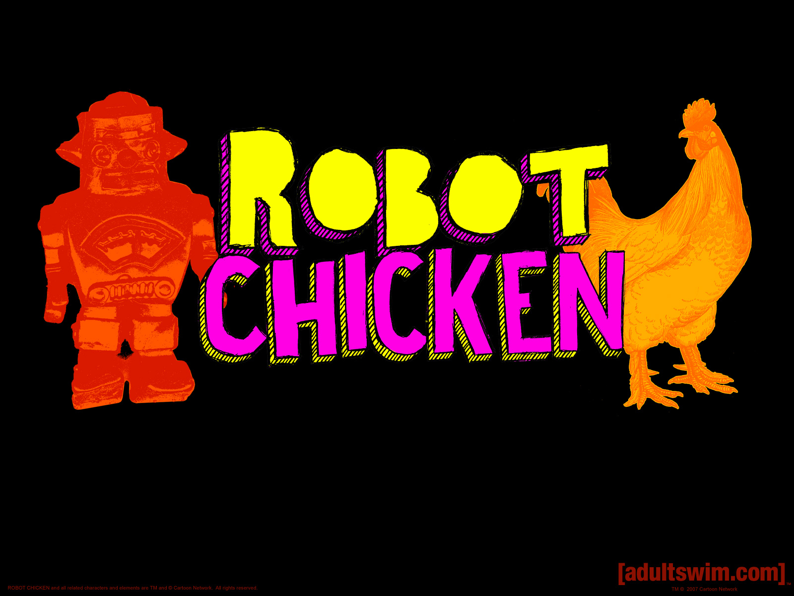 Robot Chicken Logo Pictures of Robot Chicken