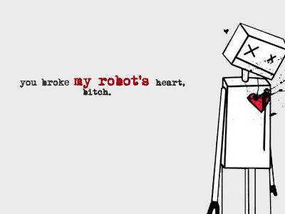 Robot hart-, hart