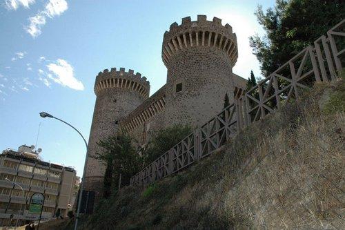 Rocca Pia Caslte
