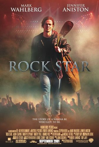 Rock stella, star Poster