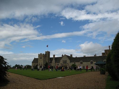 Rockingham замок - UK