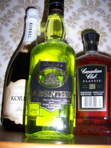 Rodnik's Absinthe