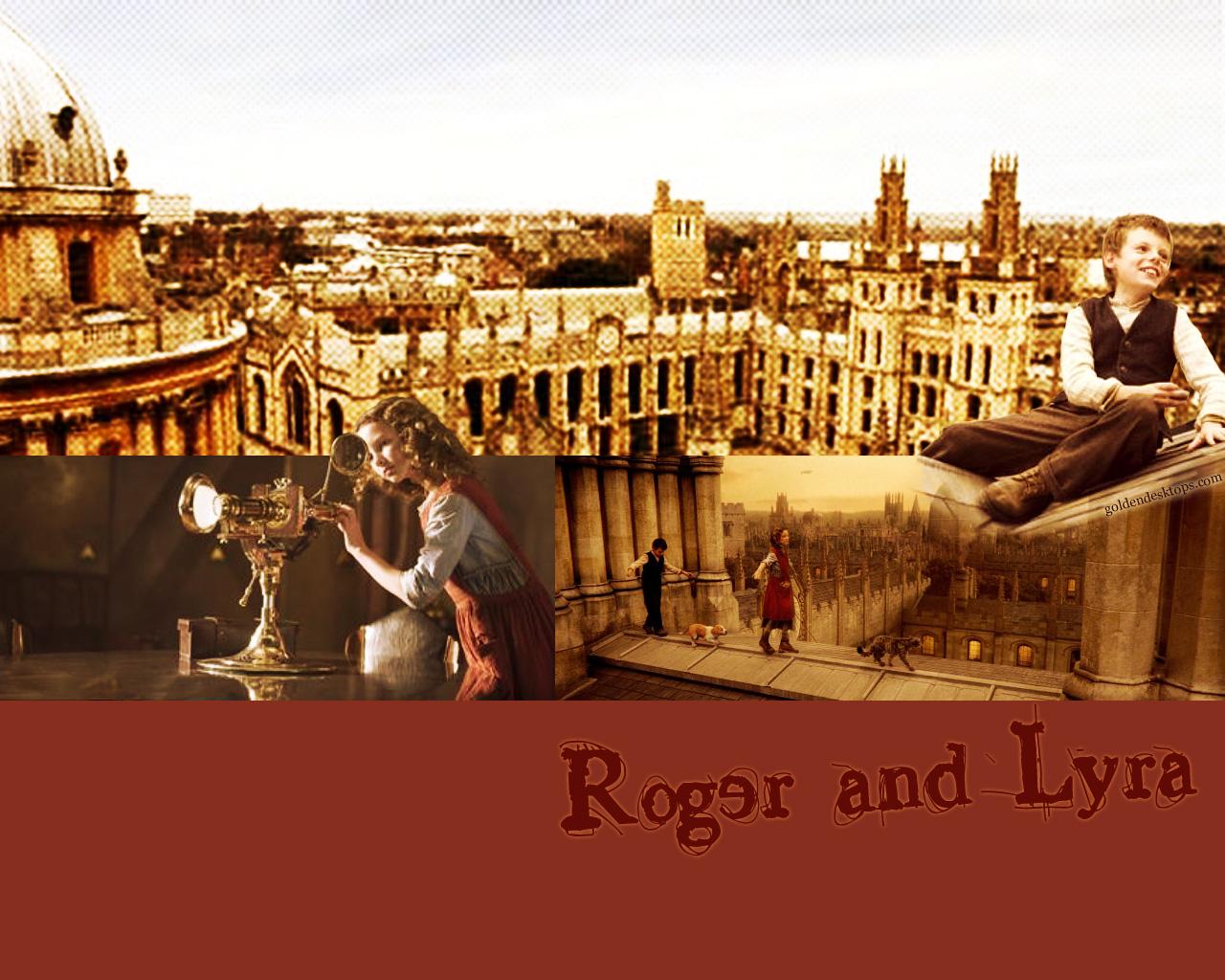 Roger and Lyra